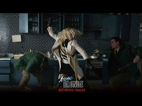 Atomic Blonde -  Restricted Trailer [HD] streaming vf