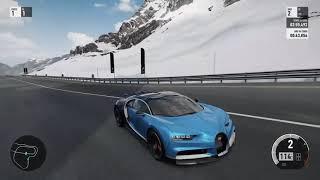 BUGATTI CHIRON - TEST DRIVE - FORZA MOTORSPORT 7