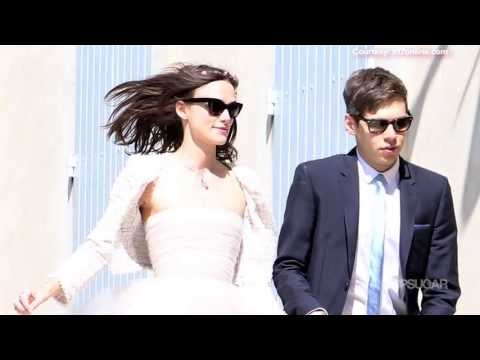 Keira Knightley Repeats Dress For Her Wedding | Fashion Flash