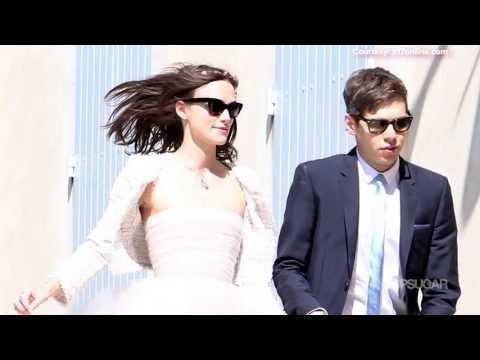 Keira Knightley Repeats Dress For Her Wedding | Fashion Flash