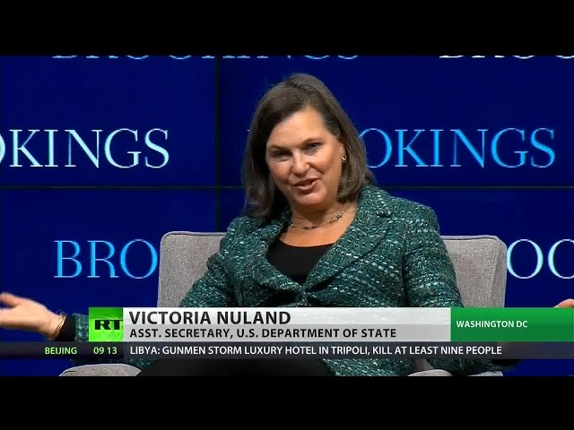 """Constant lying leaves RT unable to compete with """"dynamic, truthful"""" US media – Victoria Nuland"""