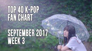 download lagu Top 40 K-pop Songs Chart - September 2017 Week gratis