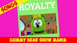 Gummibär - It's Good to Be a Prince (Extended Song) - Gummy Bear Show MANIA