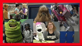 Monroe Comic Con 2015 (lots of cosplay)