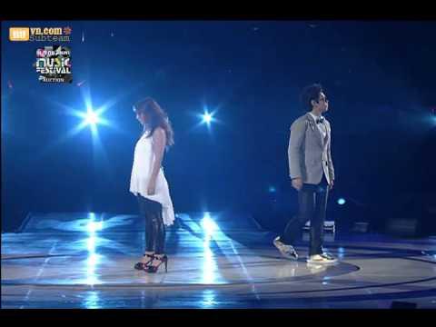 [Vietsub] Big Bang & Lee Hyo Ri - Scandalous (From MKMF 2008) 1/2