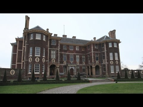 Baroque Spring: Katie Derham and Lars Tharp visit Ham House in Surrey