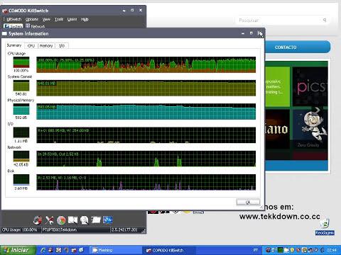 Teste Completo Norton Internet Security 2013