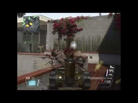 Insanity- A Black Ops 2 montage