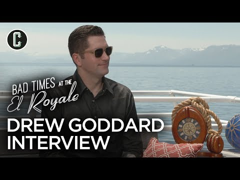 Drew Goddard On How 'Bad Times' Is His Love Letter To The Crime Thriller