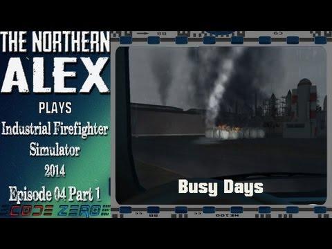 Industrial Firefighter Simulator Episode 04 Part 1