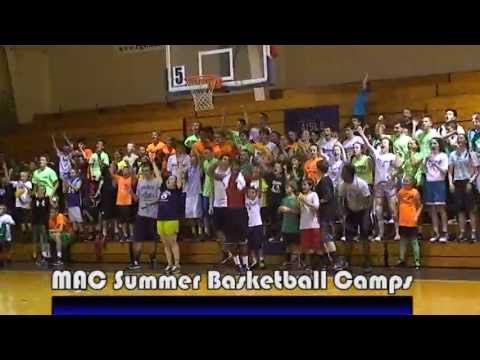 Mount Aloysius College Youth Basketball Camps
