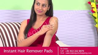Instant Hair Removal At Home