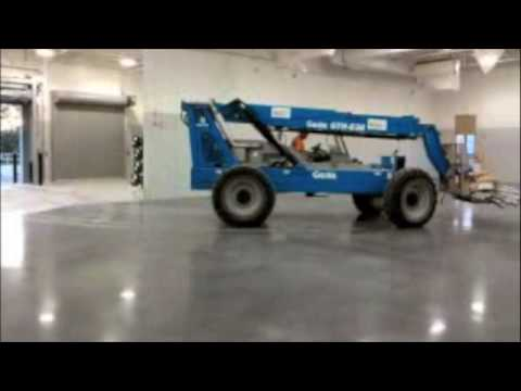 Polished concrete & Concrete Polishing flooring