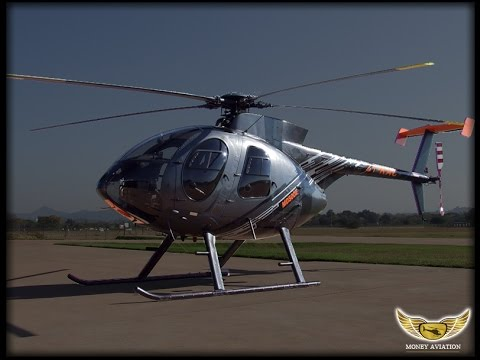 Magic Price on a McDonnell Douglas MD 500