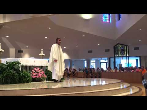 Father Tim's Homily: Jesus has given us this mission