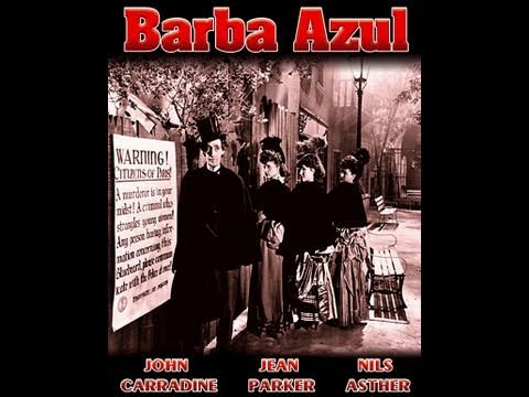 BARBA AZUL (BLUEBEARD, 1944, Full Movie, Spanish, Cinetel)