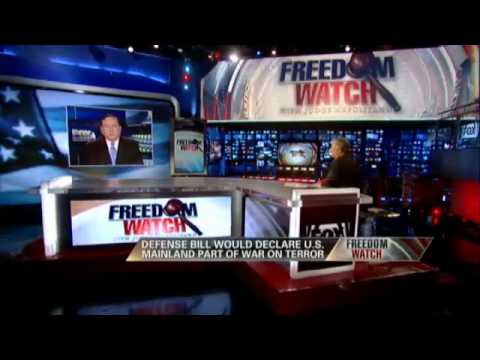 Freedom Watch 11-28-11 The War Over Military Reform