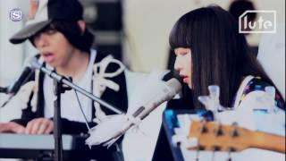 """青葉市子×detune - 2017.05.14 「森、道、市場 2017」でのライブから""""耳をすませば""""など2曲の映像を公開 thm Music info Clip"""