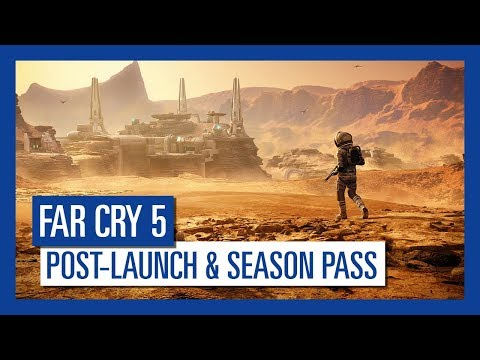 Far Cry 5: Post-Launch & Season Pass | Ubisoft