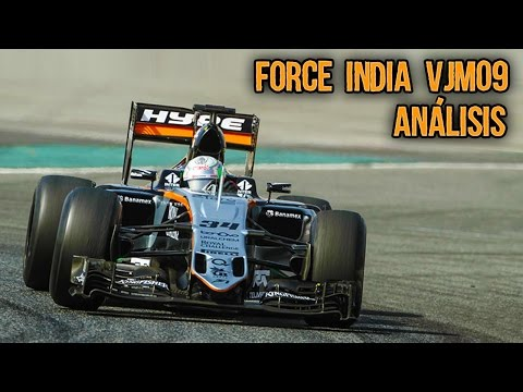 Force India 2016 VJM09 | Análisis