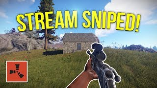 The BEST Way to Stream Snipe a YouTube GOD | Rust