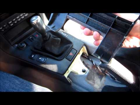 Repainting center console bmw e36 plasti dip with new ebay shift boot