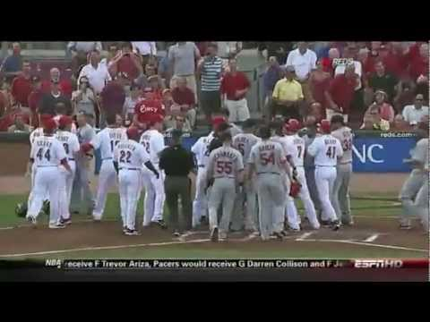 Cincinnati Reds vs St. Louis Cardinals: The Rivalry