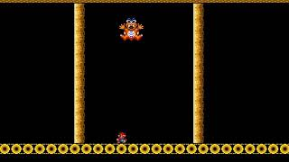 Super Mario Bros. X 1.4.4 - Super Mario World Project - Bosses - Roy Koopa (65 Subscribers!!)