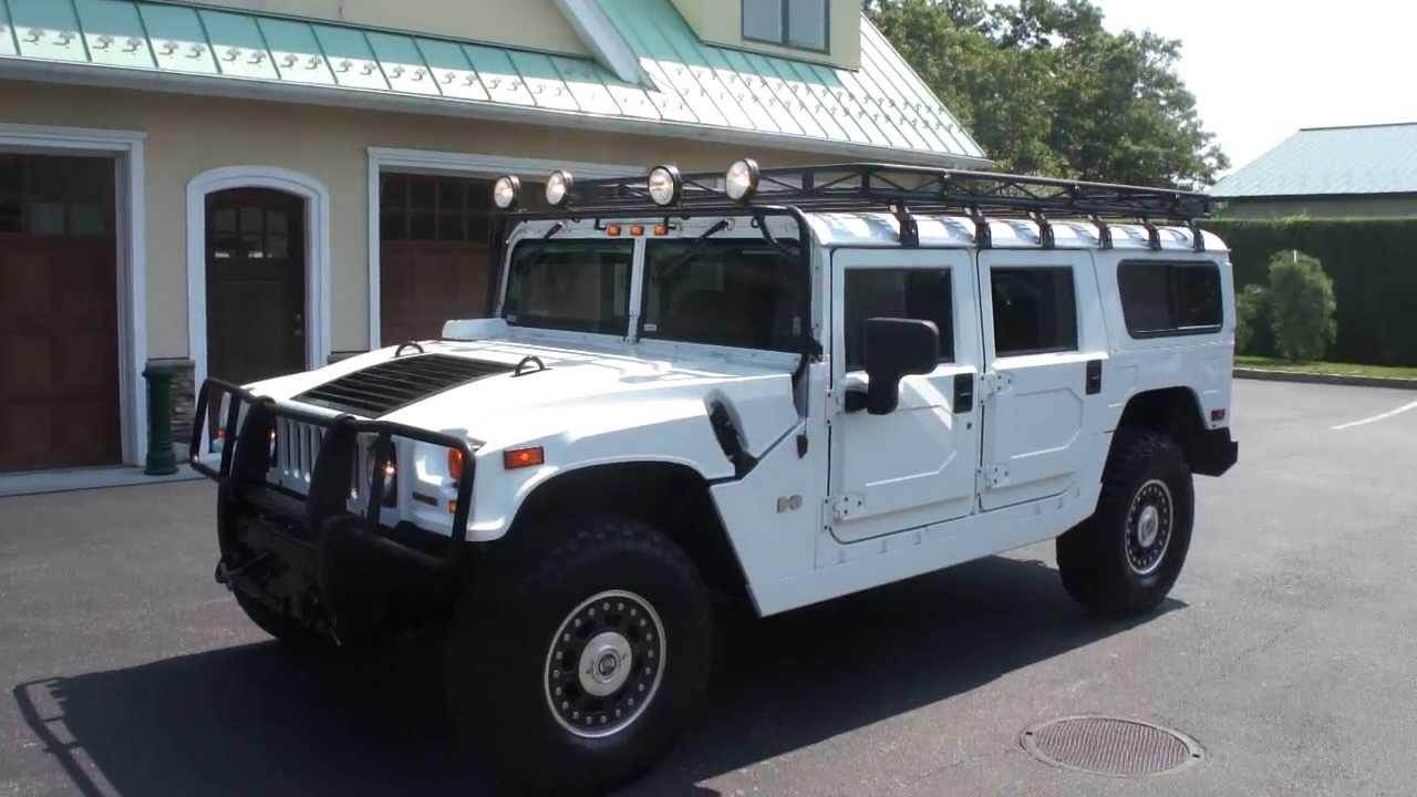 Sold~~2006 Hummer h1 Alpha