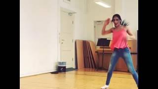 Shraddha Kapoor Dance Rehearsal Making of ABCD 2 Movie  Hard Work Behind The Scene