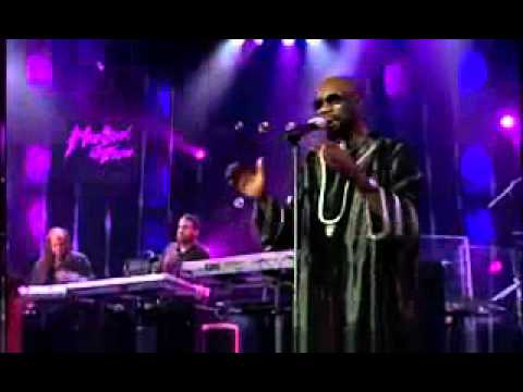 ISAAC HAYES - SHAFT Live at Montreux