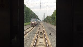 MARC HD 60fps: Riding Kawasaki MARC III Bilevel Cab Car on Train 523 (Perryville - Union Station)