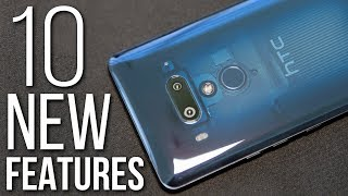 HTC U12+: 10 New Features!