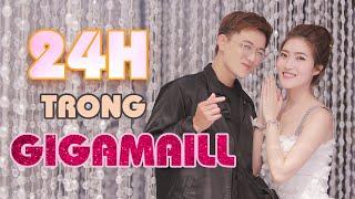 Thử Thách 24h Ở Trong Gigamall, Chơi Trò Chơi Siêu Phê !!!   MEENA Channel