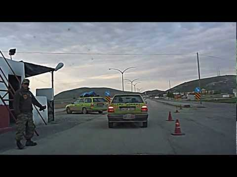 IRAN BORDER CROSSING WITH RALLY | Allgäu-Orient Rallye Tour - U-Turn at Border to Iran
