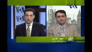 درگیری لفظی سیامک دهقانپور و مجید تفرشی