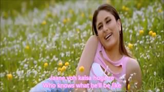 Andekha Anjana sa Hindi Engslish Subtitles Full Song HD