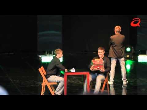 Kabaret Szarpanina - Przesłuchanie
