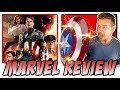Captain America: The First Avenger - Movie Review (Journey to Marvel's Infinity War)