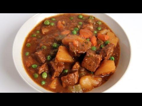 Beef Stew Recipe - Laura Vitale - Laura in the Kitchen Episode 318