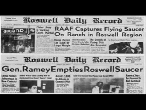 UFO Crash Evidence Roswell New Mexico