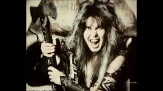 Blackie Lawless - I Can't