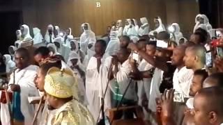 Ethiopian Medhanialem Church -Tselote Hamus