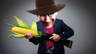 FOOD FIGHT!!   Shotgun Farmers