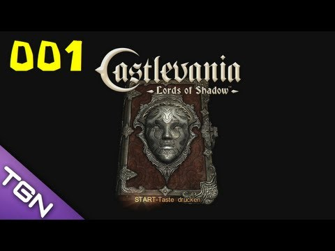 Let's Play Castlevania Lords of Shadow #1 Einführung