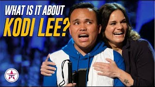 Why America Is In LOVE With Kodi Lee! Is He UNSTOPPABLE? | America's Got Talent