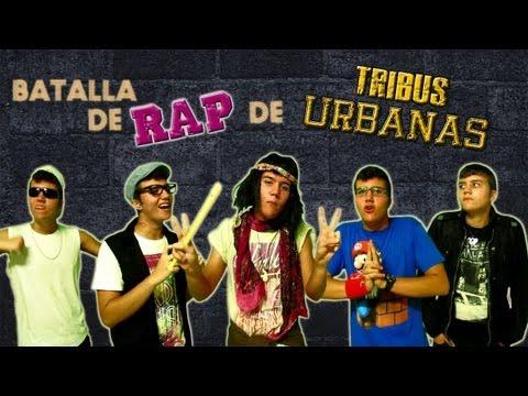 BATALLA DE RAP DE TRIBUS URBANAS