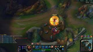 League of Legends Ft Udyr On Jungle (Game 2122 Patch 8.18)