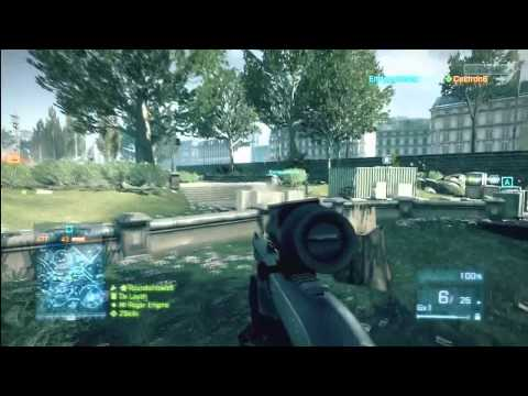 Battlefield 3 Beta: 870 shotgun w/ Infra-red/Thermal