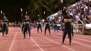 Cedar Grove HomeComing (DanceTeam Show Down) 2013 vs Towers